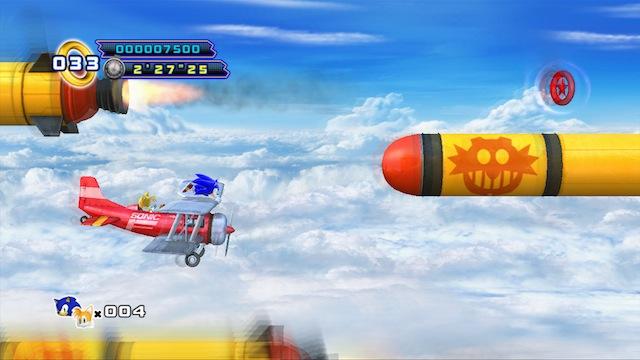 Sonic 4: Episode 2 - Flying