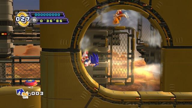 Sonic 4: Episode 2 - Loop
