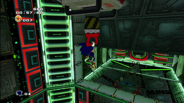 Sonic Adventure 2 - Screenshot 01