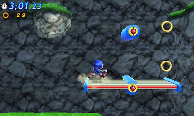 Sonic Generations 3DS - Rings