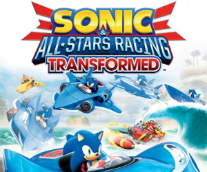 Sonic & All-Stars Racing Transformed Hands-On Preview