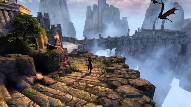 Sorcery - Environment
