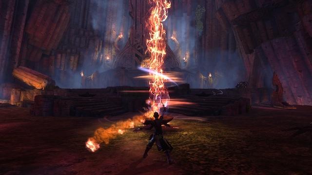 Sorcery - Fire