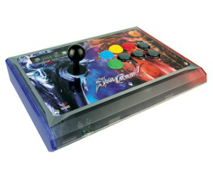 Mad Catz Announce the SoulCalibur V Arcade Fightstick Soul Edition