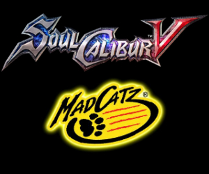 Mad Catz SoulCalibur V Arcade FightStick SOUL Edition