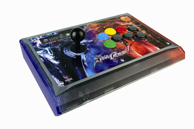 SoulCalibur V Arcade FightStick SOUL Edition - Xbox 360