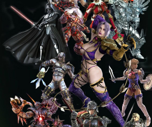 The History of Soul Calibur