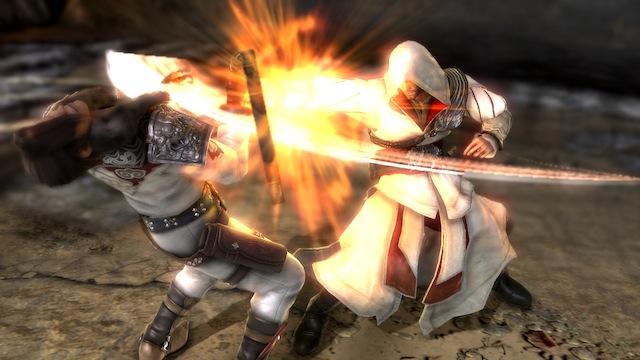 Soul Calibur V - Ezio