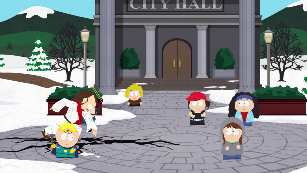 South Park Summon