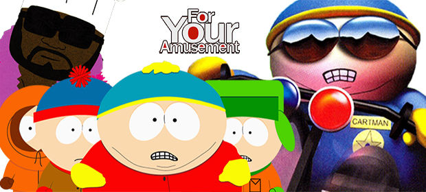 For Your Amusement: South Park Trilogy