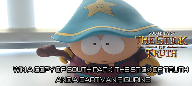 Competition: Win a Copy of South Park: The Stick of Truth and a Cartman Figurine