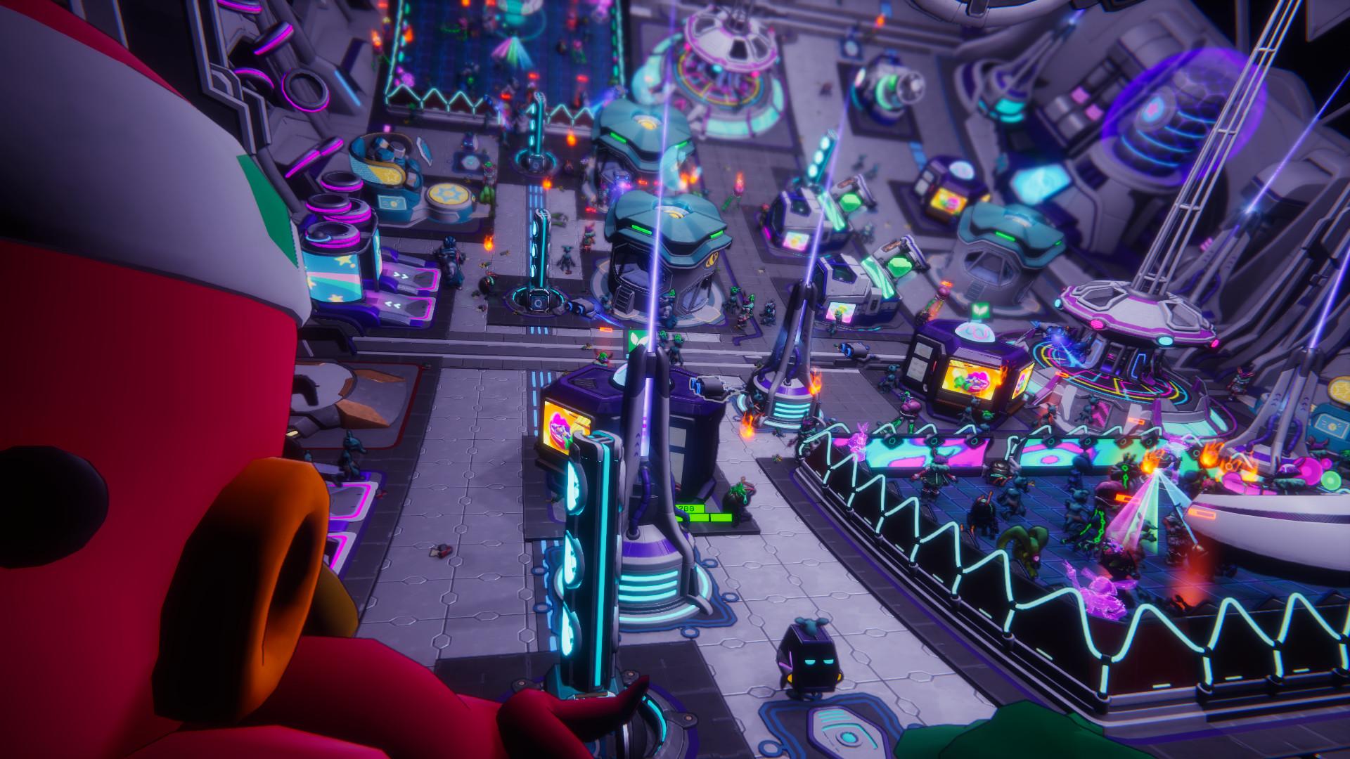 Spacebase Startopia review fun deck