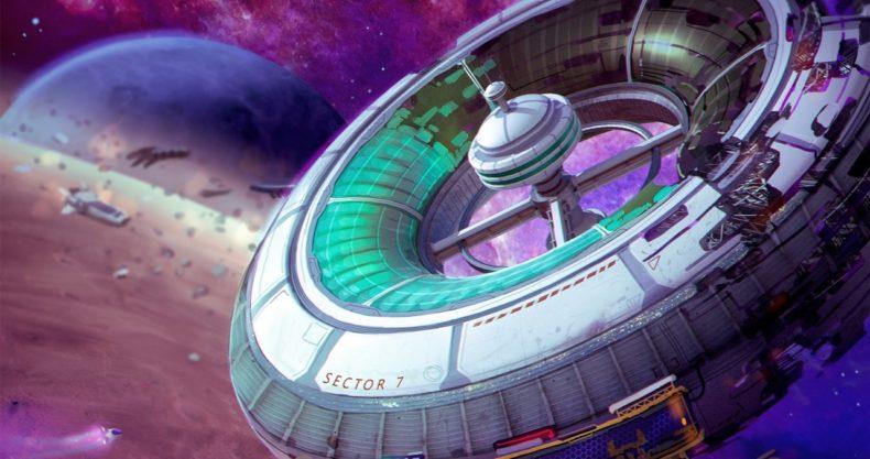 Spacebase Startopia review