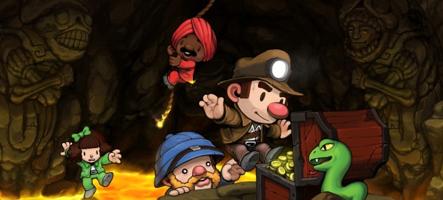 Spelunky PlayStation Vita Review