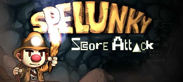 Score Attack: Spelunky