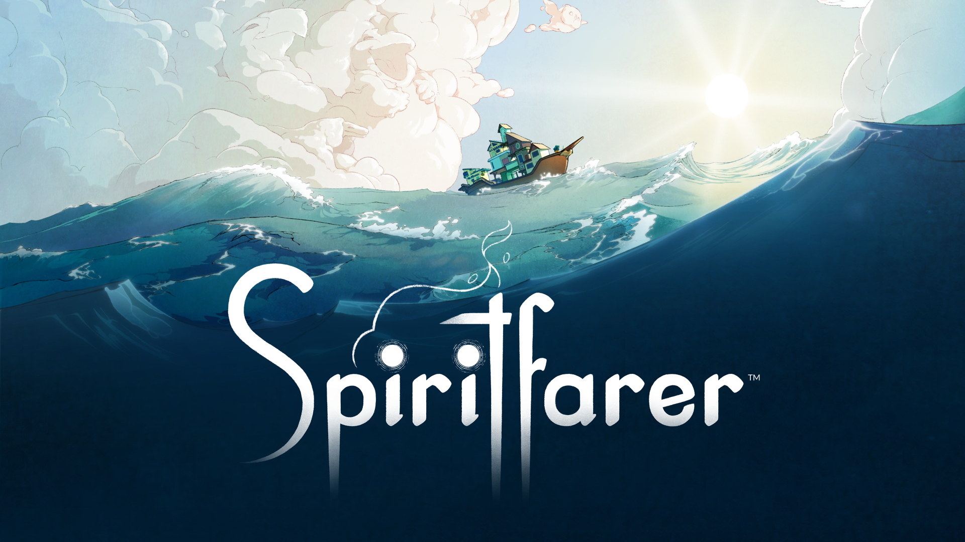 Spiritfarer key art