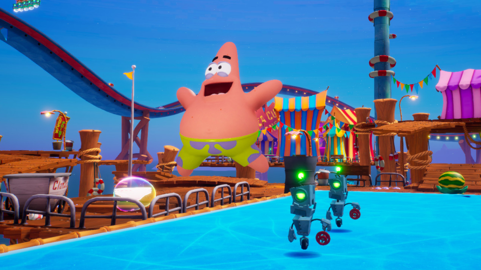 Spongebob Squarepants: Battle for Bikini Bottom Rehydrated 002