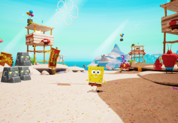 Spongebob Squarepants Battle for Bikini Bottom Rehydrated mobile