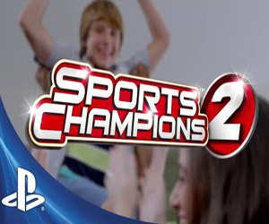 Sony Announce Sports Champions Sequel and DanceStar Party Hits