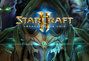 Star Craft II legacy of the void