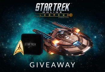 Star Trek Legacy competition