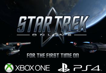 Star Trek Online Console