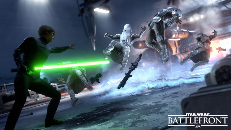 Star Wars Battlefront PC origin review