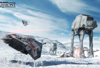 Star Wars Battlefront Snow