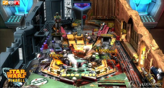 Pinball FX2: Star Wars Pinball Review