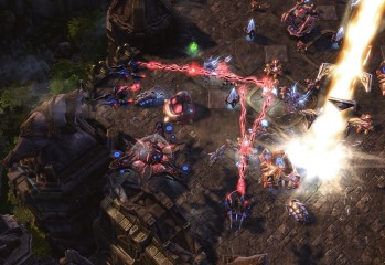 Starcraft 2 Legacy of the Void competition
