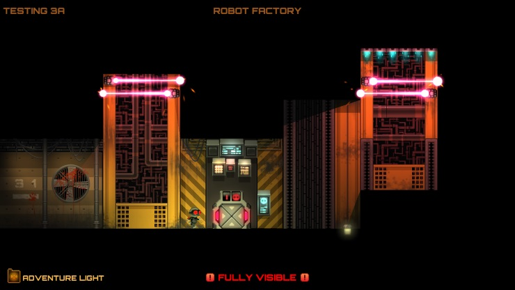 Stealth Inc 2 - A Game of Clones screenshot