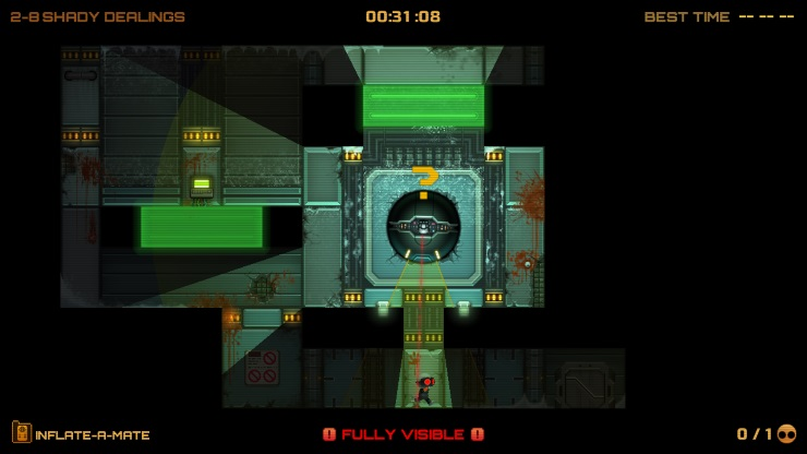 Stealth Inc 2 review screenshot