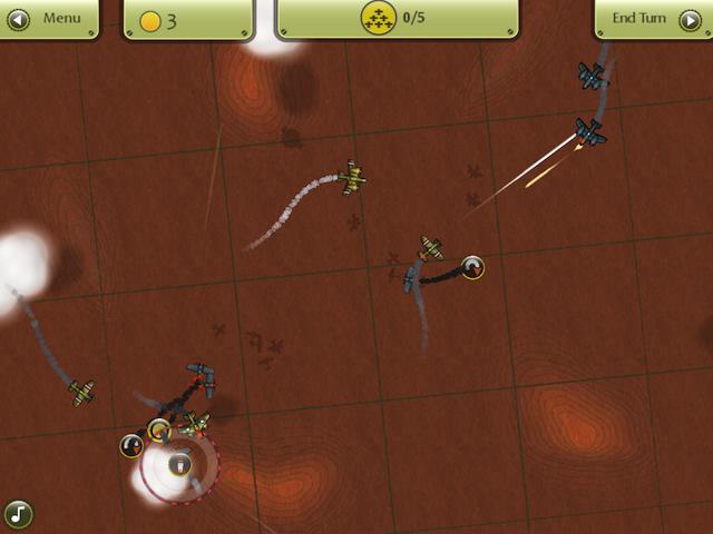 SteamBirds Survival HD - Screenshot