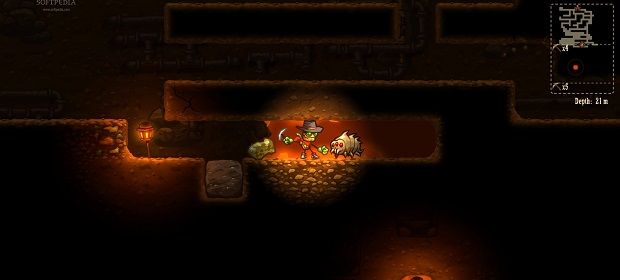 SteamWorld Dig Coming To PSN