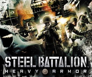 Steel Battalion: Heavy Armor Preview