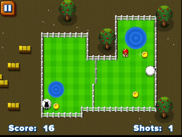 Sticky Sheep - Screenshot