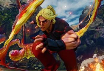 Street Fighter 5 ken