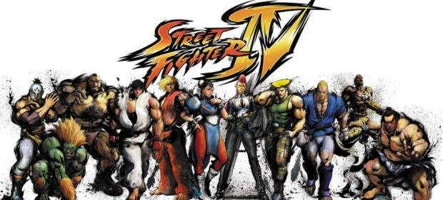 Street Fighter IV FEATURED