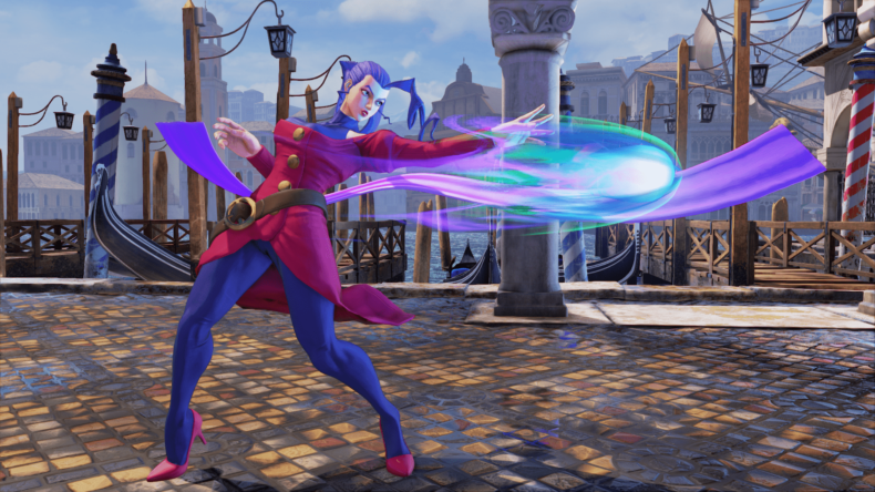 Street Fighter Rose