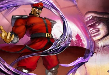 Street Fighter V - M Bison