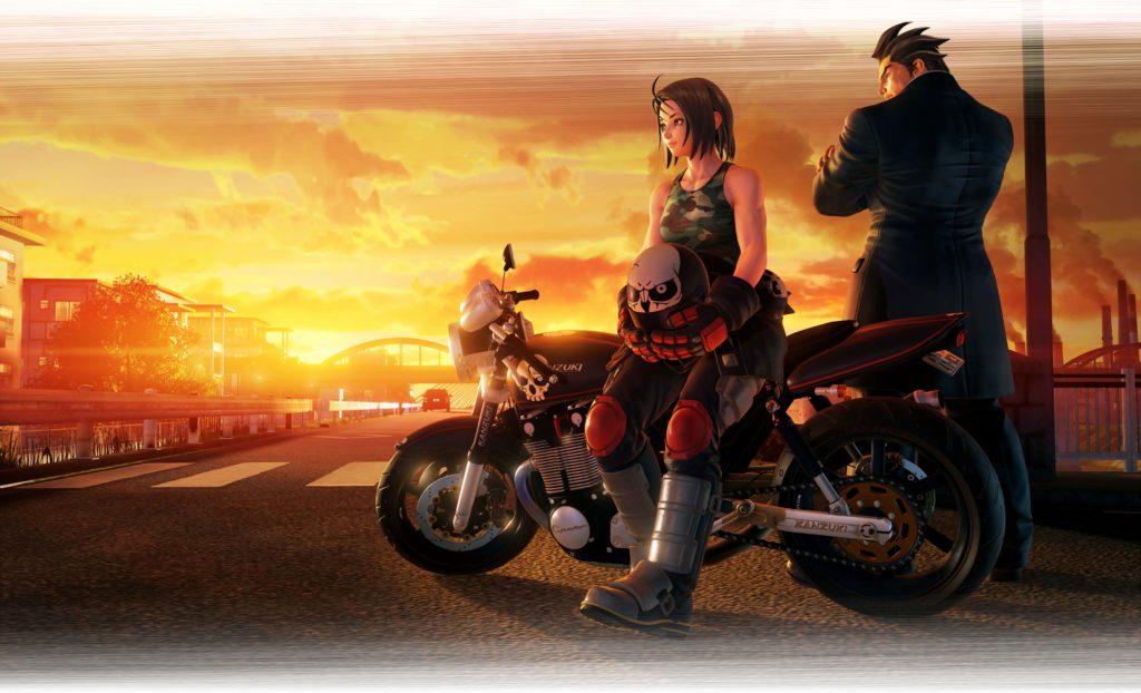 Street Fighter V final character