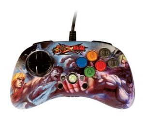Street Fighter X Tekken FightPad SD Review