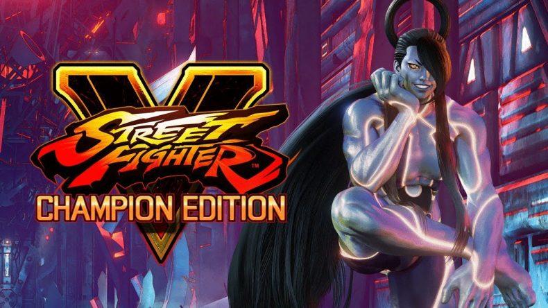 Street Fightrer V: Champion Edition - Seth