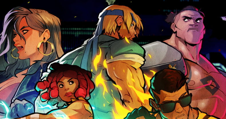 Streets of Rage 4 update