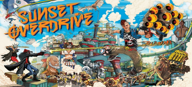 Check Out The Opening Cinematic From Sunset Overdrive