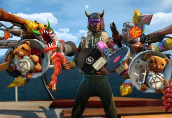 Sunset Overdrive weapons