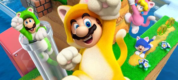 Super Mario 3D World featured