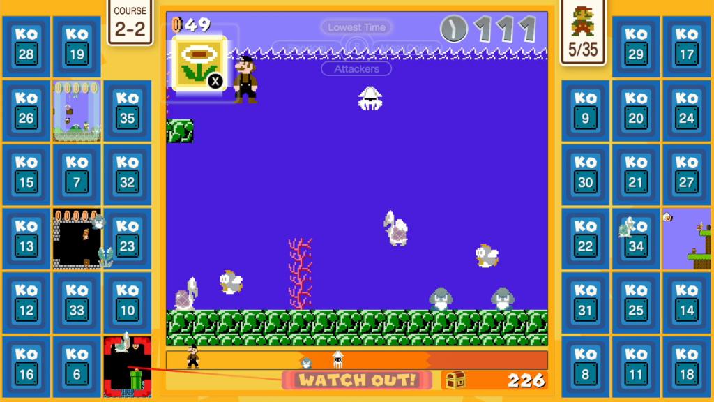Super Mario Bros 35 tips