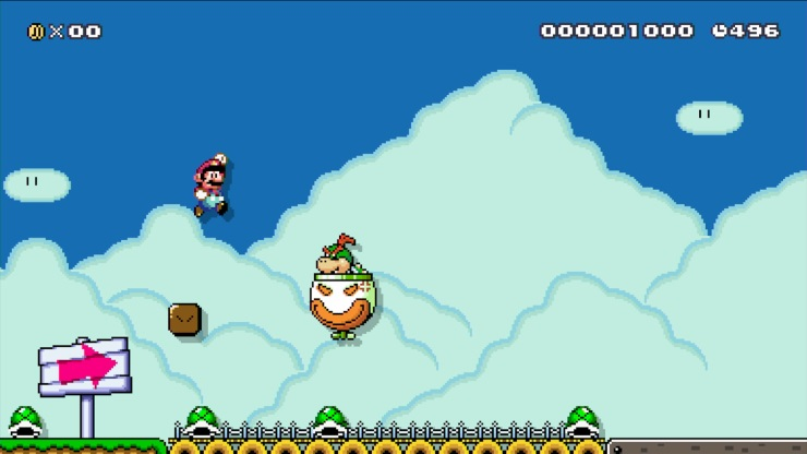 Super Mario Maker - Mario World