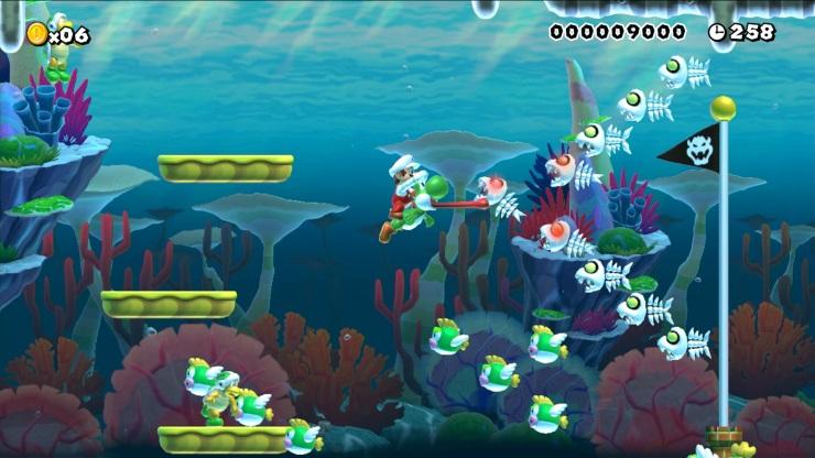 Super Mario Maker - New Super Mario Bros